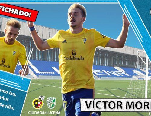 FICHAJES | Victor Morillo, calidad, visión de juego y último pase
